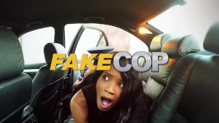 Fake Taxi British Luci Reign fucks taxi drivers huge white cock