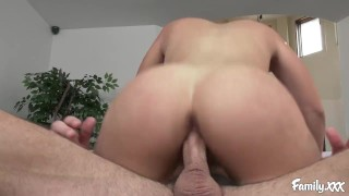Voluptuous-Brunette-With-Big-Tits-Gets-Banged-By-Her-Husbands-Brother