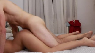 Young Latina student fucking hot (Spanish Audio)