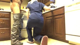 PASTOR CAUGHT FUCKING WHITE PREGNANT NURSE 365movies