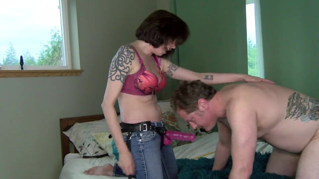 Training to be My Personal Buttslut -  milf femdom buttplug spanked bottom 9