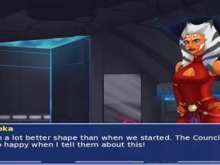Let's Play Star Wars Orange Trainer Uncensored Episode 50