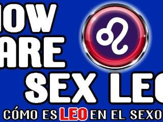 Leo 2020 como son en el sexo...