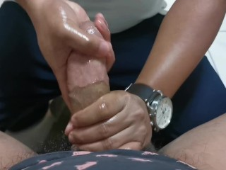 Pinoy cock edged...