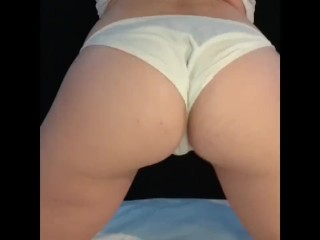 HOT TWERK and PUSSY PLAY( slow motion)