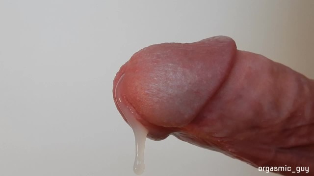 Dr elist penis Circumcised penis extreme close up and squirting orgasm cumshot
