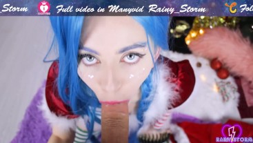 Jinx slutty whore game with you