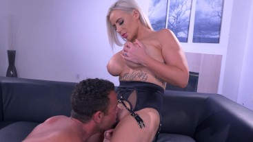 Andy Adams in the U.S. first full scene
