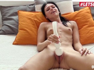 QuestForOrgasm – Small Boobs MILF Gabriella Rossa Sex Toys CUM – LETSDOEIT