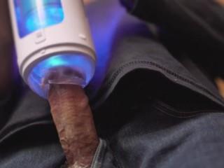 job machine blow Male