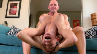 Johnny Sins – She Goes cRAZY on the Dick!