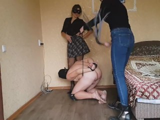 15 cleaning slave...