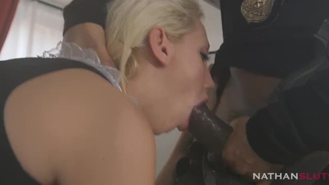 Police woman fucking - Anal police stories 2 - maid kimber delice bend over gets fucked - teaser