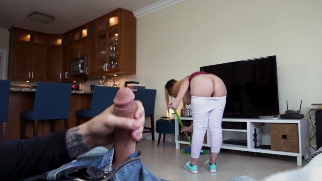 Serena starr nude - Bangbros - my dirty maid serena skye knows how to clean dick