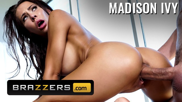 Mick powers porn Brazzers - big tit madison ivy is not satisfied by massage she wants cock