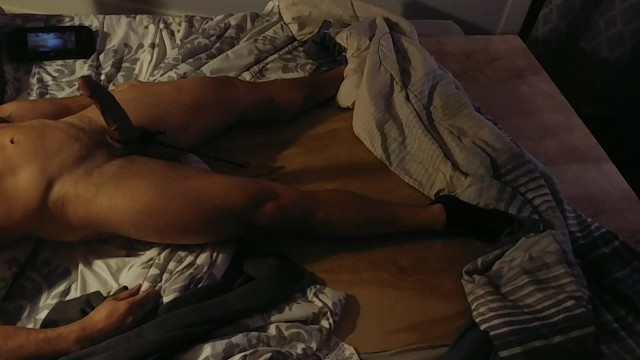 Muscle Guy Sexy - Solo Bondage