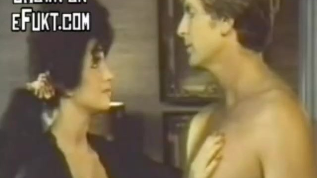 CLASSIC 80'S: Dad Fucks Stepdaughter In Front Of Mother/Wife!
