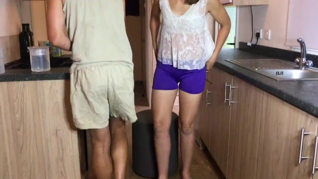 Oiled and Creamed Hot Girl Gunged in a Holiday Caravan Game, Sexy Wam 8