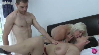LACEYSTARR - Eva Jayne and Lacey Starr are Horny Women at Work
