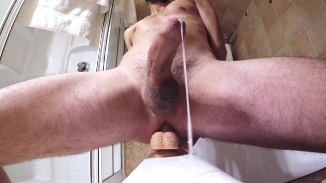 Gay vegetarian group new york - Handsfree ruined prostate orgasm with my new toy