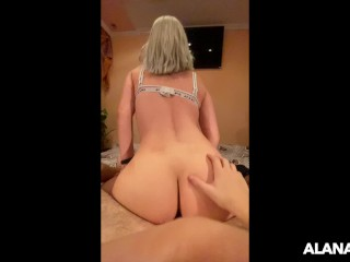 Stepsister Loves Ride my Dick when Parents are'nt home