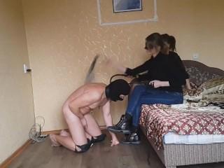 15 slave for mistresses entertainment...