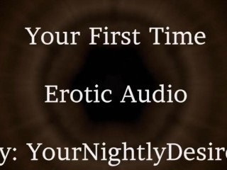 Ill be gentle virginity kissing aftercare erotic audio...