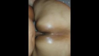 BBW Latina milf back shots