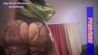 Giantess Humiliates Tiny Man With Her Ass - PREVIEW