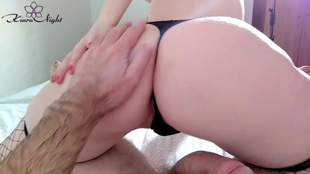 girl Sloppy Blowjob Dick Boyfriend and Fingering - Cum in Mouth 20
