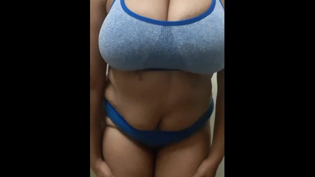 Big Tits Button Popping