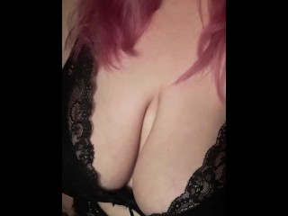 Cute new lingerie and...