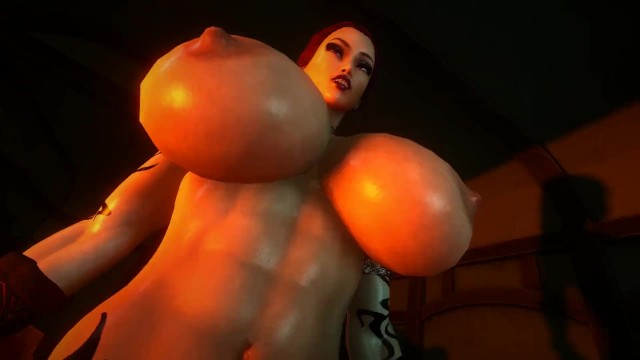 Giantess futanari