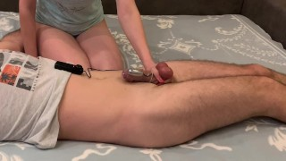 Hands free orgasm - RUINED ORGASM