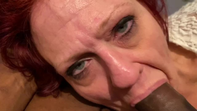 Granny cum shot Throat fucking my coworker granny cum shot