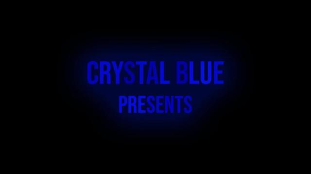 Crystal Blue  BBW threesome with BBC Trailer 16