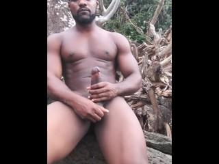 Black stallion beach jerking my cock virgin island...