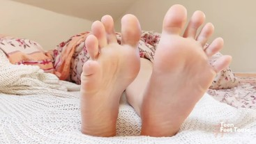 THE PERFECT YOUNG FEET SOLES