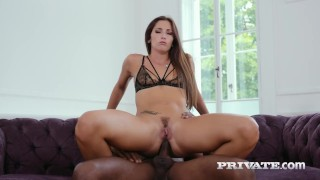 Private-com - Clea Gaultier Pussy Butt & Mouth Fucked By BBC