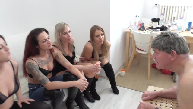 Humiliated milf cunt - Humiliation slaves - femdom party domination