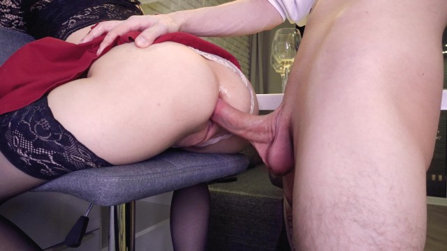 Vaginal shaving front of people - Anal sex - connecting people / julialexxx