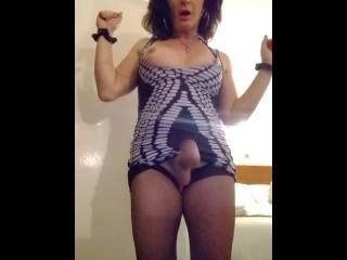 Again tits sexy...