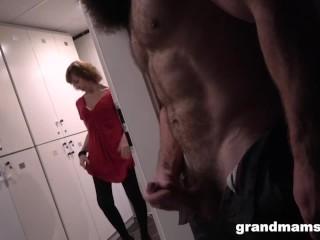 me in a leotard porn