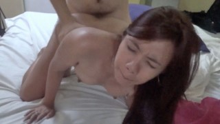 ASIANSEXDIARY Thick Asian Pussy Gets Extra Juicy During Sex
