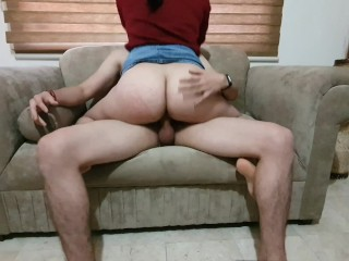 Hot big ass neighbor...