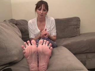 exclusive, foot fetish, toes, soles, cummy feet, pov, big dick, feet ass, cum on feet, big ass, solejob, verified models, feet and ass, kink, footjob, point of view, pornstar, kinky kara, babe, milf, brunette, butt, feet, ass and soles, wrinkly soles, big feet