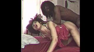 ReddAndAshexxx- redbone ebony wife in lingerie fucked until she cum Part1