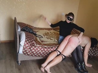 16 spanking...