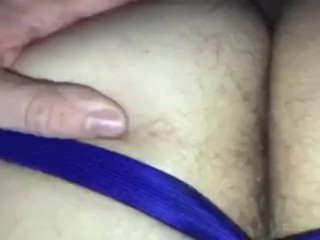 My fat white ass breeding ass...
