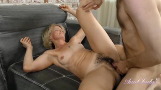Hd Blonde Hairy Pussy Fuck